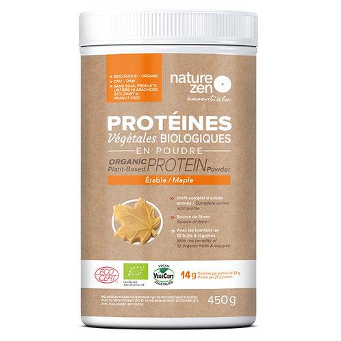 Bio-protéines crues NZ essentials ERABLE - 450g