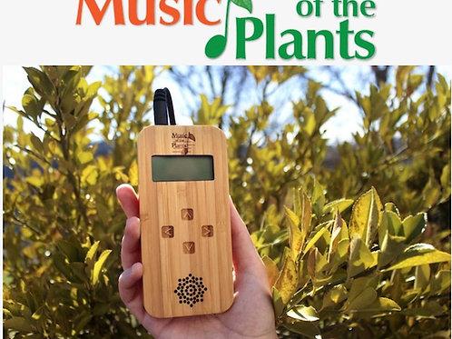 BAMBOO pour écouter vos plantes !