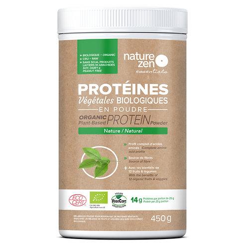 Bio-protéines crues NZ essentials NATURE - 450g