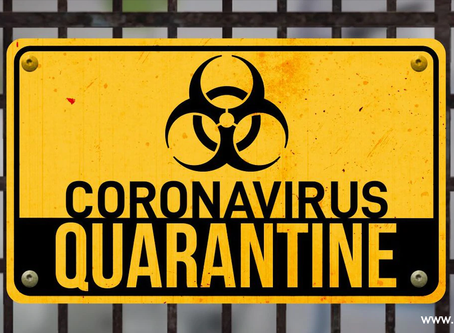 'Quarantine'- A new word added to our dictionary