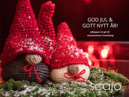 Jag önskar dig en fin jul och ett riktigt gott 2021!