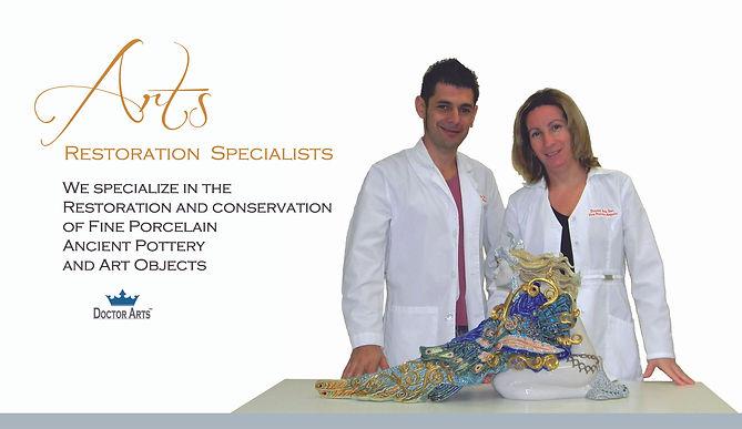 Art Restorer Specialists