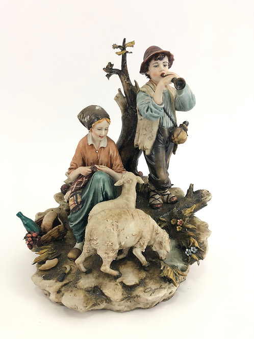 CAPO DI MONTE - Figurines