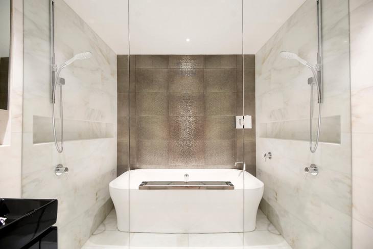 McLean Wright - Bathroom