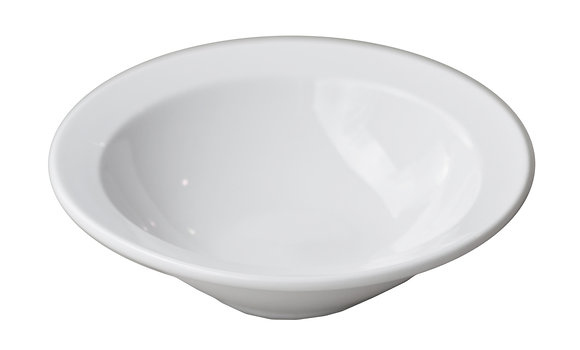 China Bowl White