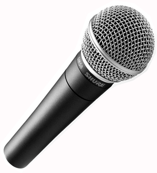 SM58 Microphone