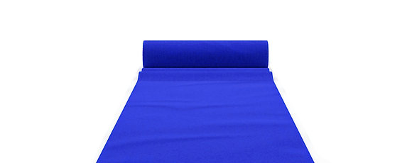 Royal Blue Carpet (30ft)
