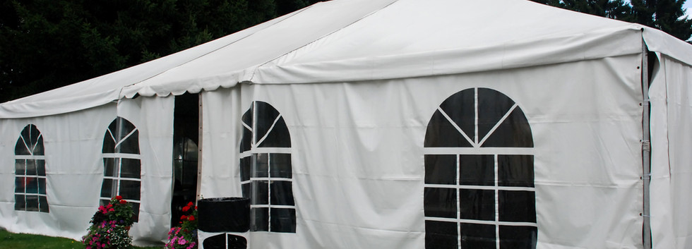 Canopy Tent with Sidewalls