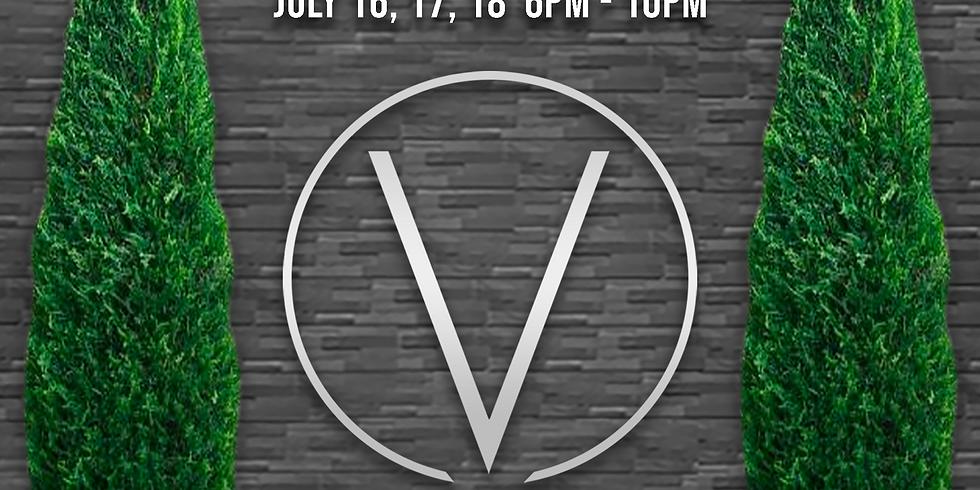 July 18th:  Pop-Up Venetian Restaurant Experience