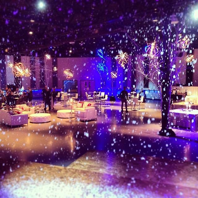 Indoor Snow