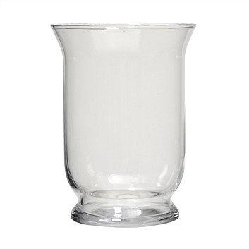 Wide Base Hurricane Vase