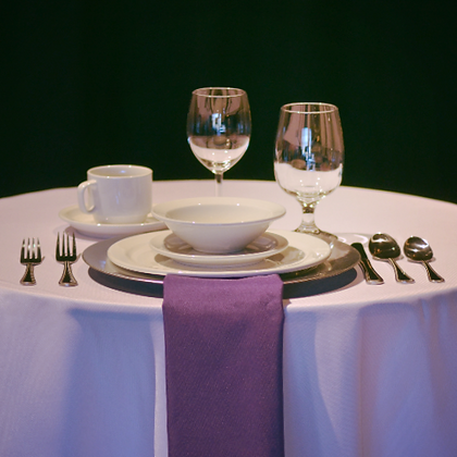 Royal Table Setting Package