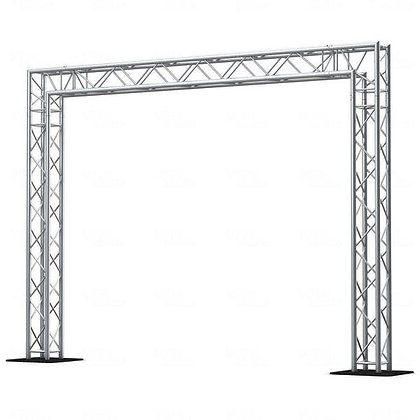 10' x 10' Global Truss/Box Truss Goal Configuration