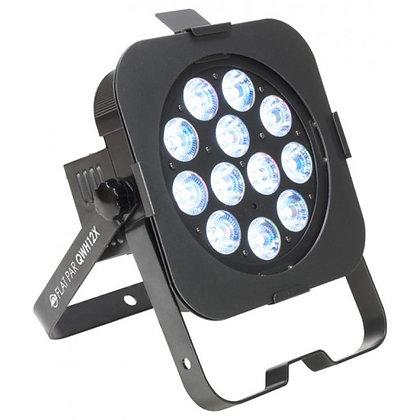 LED Flat Tri Par