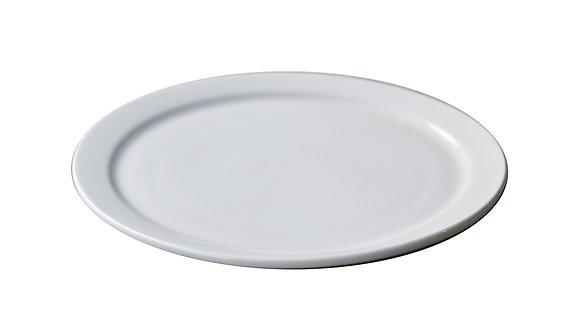 """7"""" China Plate White"""