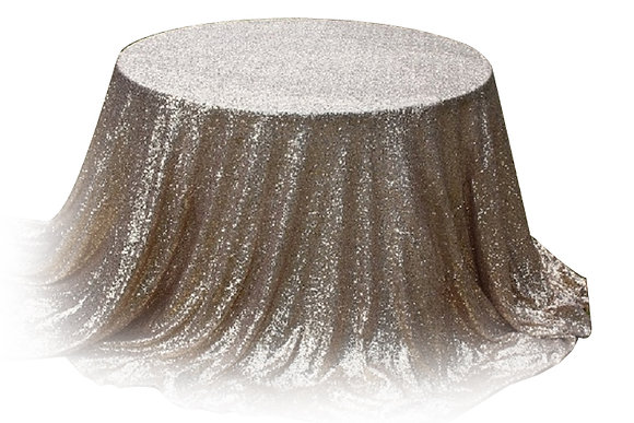 Sequin Table Round