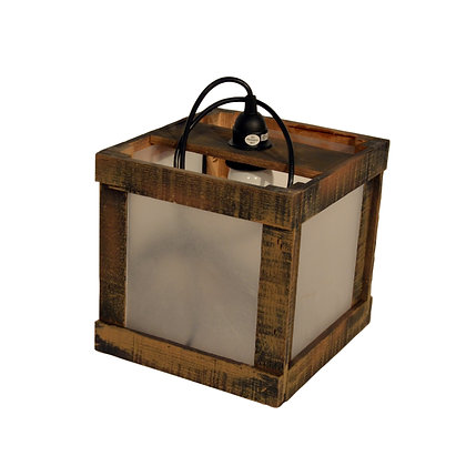 Small Hanging Box Lanterns