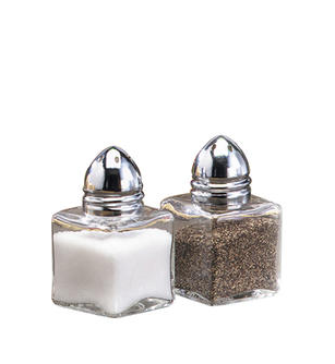 Salt and Pepper Shaker (no product)