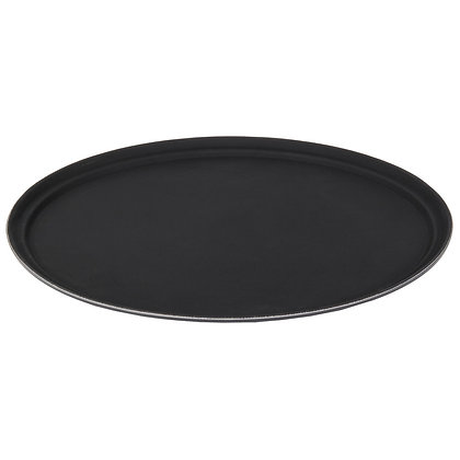 "29"" Oval Waiter Tray"