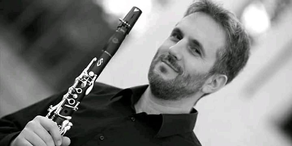 Masterclass di Clarinetto SOLO ALLIEVI UDITORI