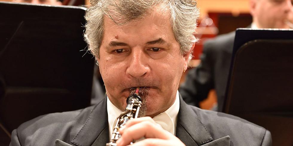 Masterclass di Oboe e Musica d'Insieme per Fiati