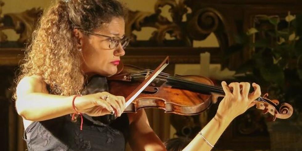 Masterclass Violino SOLO UDITORI