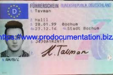 Germany driver's licence