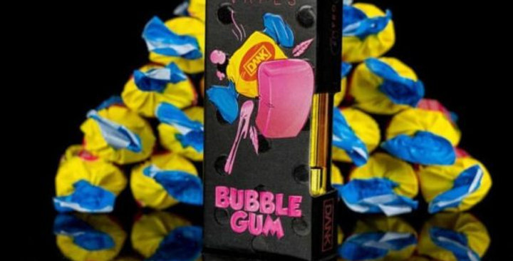 Bubble Gum Dank Vape-Cartridge