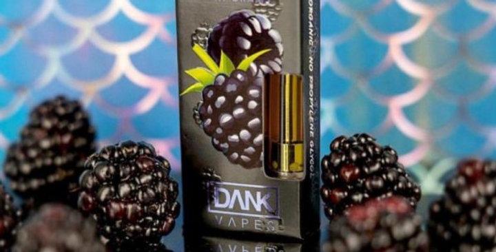 Buy Blackberry Dank Vape Cartridge