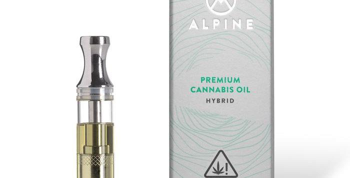Alpine Live Resin Gorilla Glue