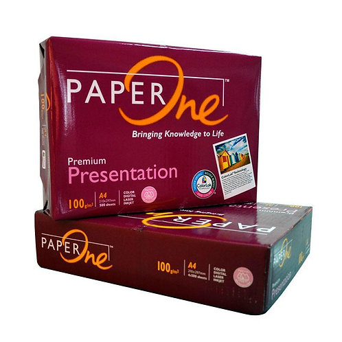 Paper One A4 papers