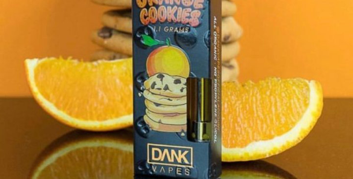 Orange Cookies Dank Vape-Cartridge