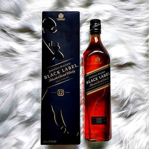 Top Black Label whisky/Red Label/Double Black whiskey