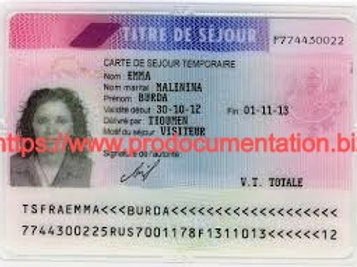 French  Permanent Residence