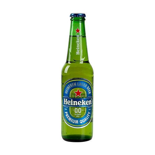 Heineken 0.0 24 x 330ml NRB Beer