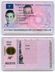 Acheter un permis de conduire en ligne sans examens.
