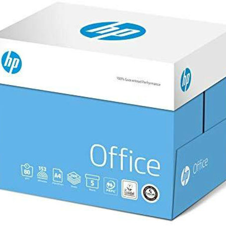 HP  80 gsm A4 White Office Copier Paper