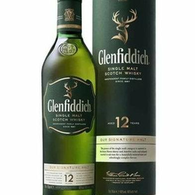 Glenfiddich Blended Scotch Whisky