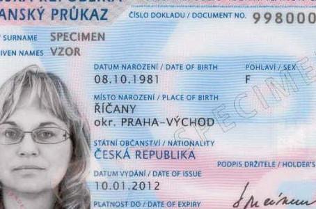 Kaufen Sie einen nationalen Personalausweis