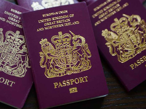 Buy uk passport online