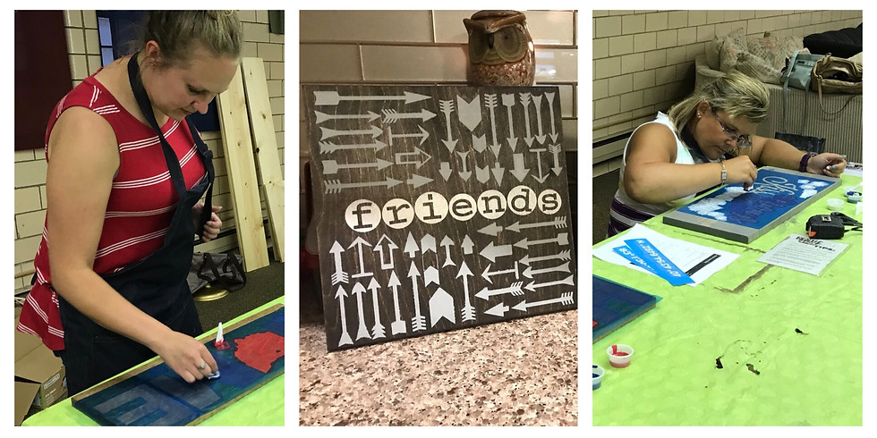Amanda's Paint Party (Private)