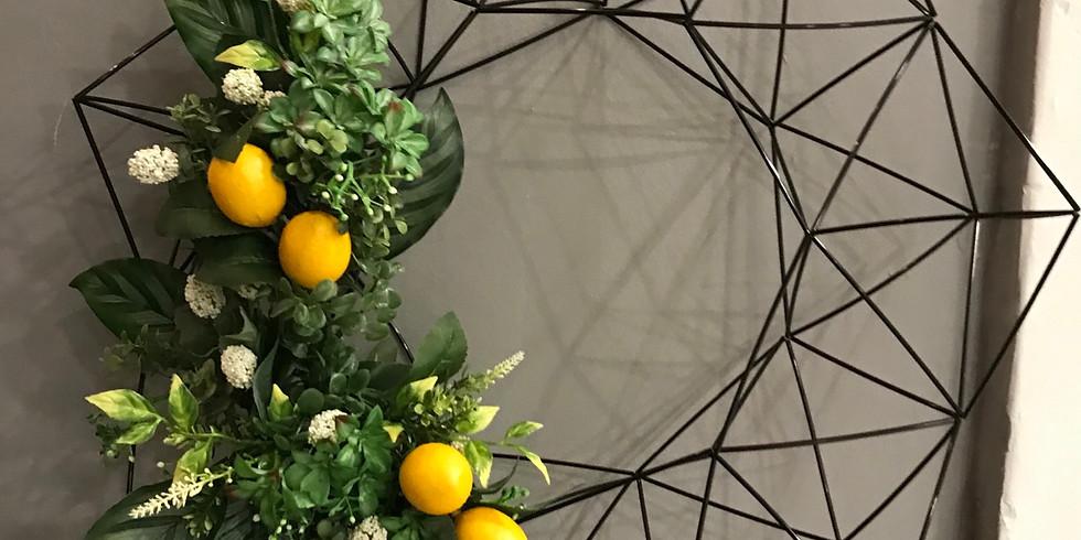 Himmeli Light Weight Wreath
