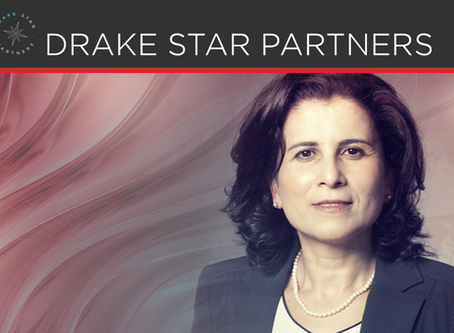 Drake Star: Interview with Maha Achour