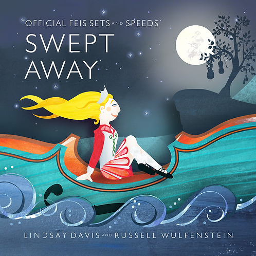 Swept Away - Irish Dance Practice CD