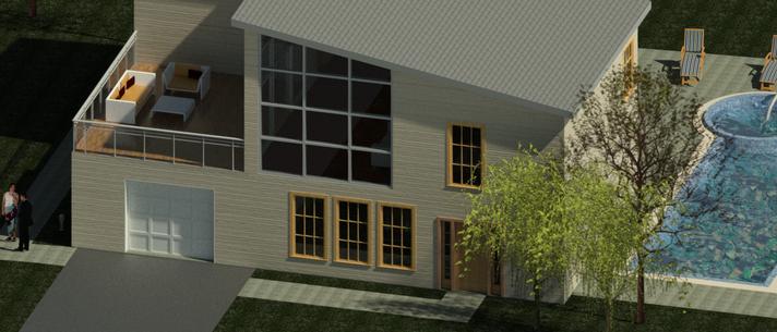 Modern Villa Home