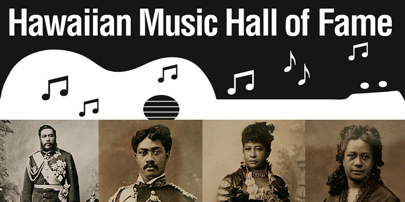 Hawaiian Music Hall of Fame Official Website
