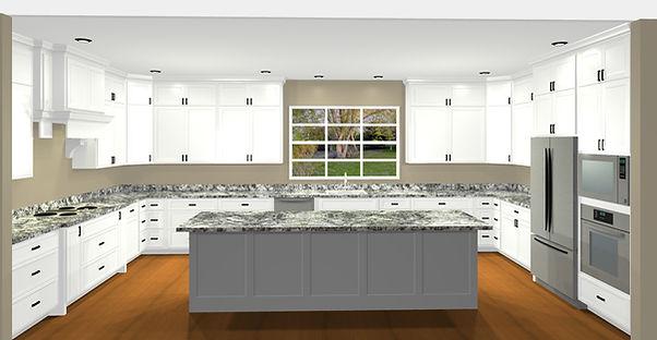 3D KitchenDesgin