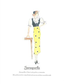 Sarsparilla