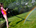 Making Rainbows 101 Sun (Power) + Water (Emotion) = Rainbow (Promise)