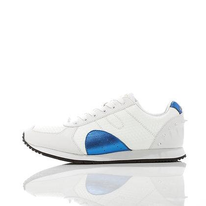 Boston Blue White